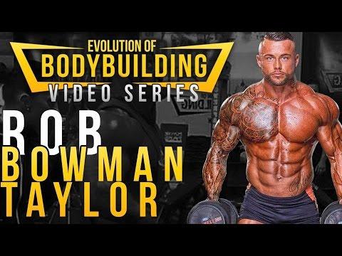 Rob Bowman Taylor : Delts