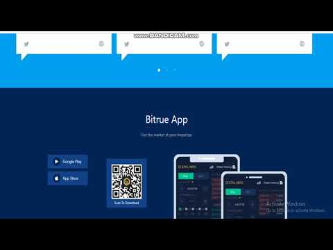 Bitcoin exchange  BITRUE   -Crypto trading platform -Cryptocurrency Exchange -Crypto Exchanges
