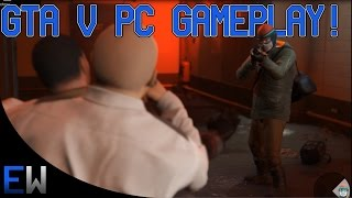GTA V - PC Gameplay (Very High settings)[GTX 760 4GB]
