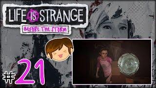 "LIFE IS STRANGE: Before the Storm #21 - Epizod IV [2/3] - ""Misja - medalion"""