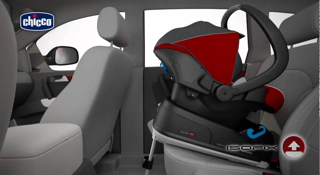 Base Isofix  Vido dinstallation  YouTube