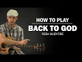 Back To God (Reba McEntire) | How To Play | Beginner Guitar Lesson
