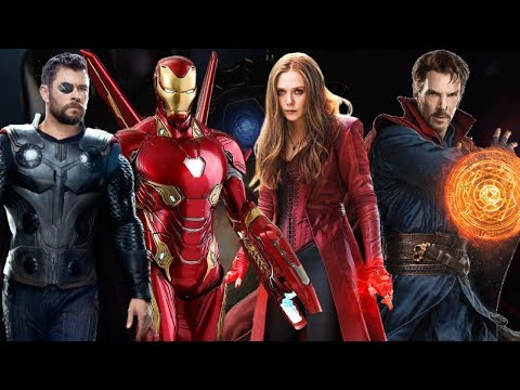 Who is the Most Powerful Hero in the MCU? (Ranking All 30 Heroes In The MCU)