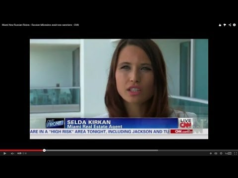 Miami New Russian Riviera - Russian billionaires avoid new sanctions - CNN