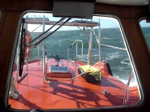 pilot boat sea pilot