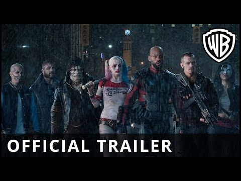 New trailer for the extended cut of Suicide Squad
