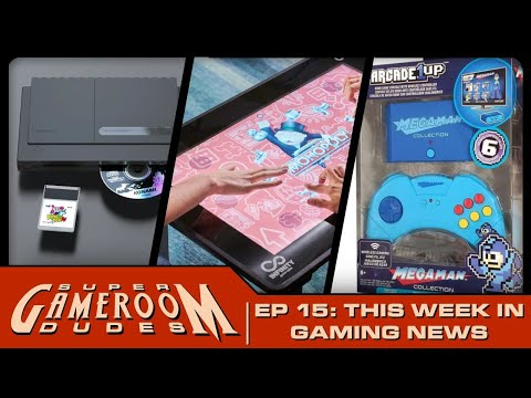 Analogue Duo, 8BitDo Arcade, Arcade1Up Infinity Table & HDMI Consoles & More! SGRD Episode 15 from Detroit Love