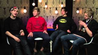 5 Seconds Of Summer - Love Doctor - Is It Hi Or Hey?