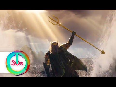 [30s] - Aquaman (2018) - Đế vương Atlantis - Phim siêu anh hùng tháng 12/2018 thumbnail