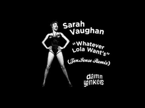 whatever lola wants sarah vaughan mp3
