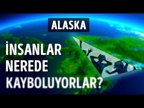 Alaska Şeytan Üçgeni