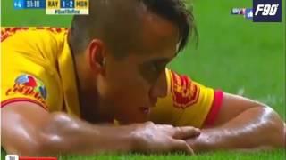 Gol que salvo a Monarcas Morelia del Descenso! Remontada en Monterrey 1-2 Morelia jornada 17