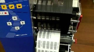 видео   Риббоны (термотрансферная лента)