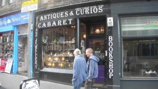 Cabaret Antiques Curios, West Port, Edinburgh