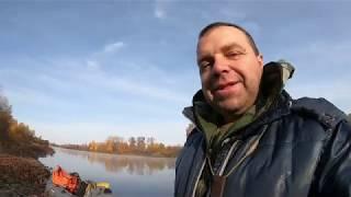 Осенняя рыбалка в Хакасии/Такого я ещё не ловил/Красота природы.