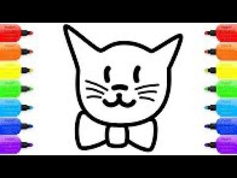 Chat Et Chien A Colorier Comment Colorer La Glace Dessiner Les