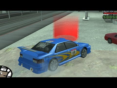 Chain Game Mod 48 - GTA San Andreas - Test Drive - Steal Cars Mission 2