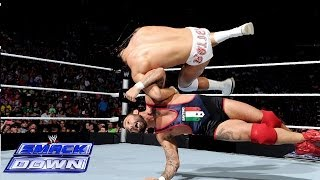 Bo Dallas vs. Santino: SmackDown, June 6, 2014