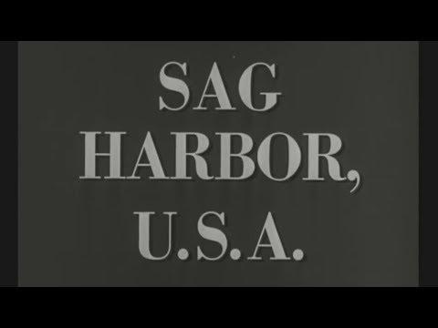 Hamptons.com - History of Sag Harbor USA 1950