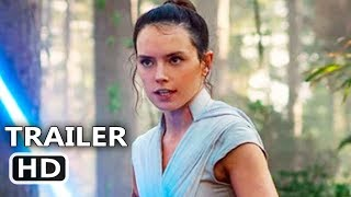 STAR WARS 9 New Trailer (2019) The Rise of Skywalker Movie HD