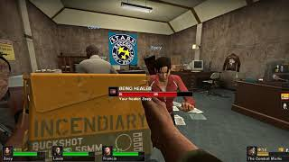 L4D2 Custom Campaign Redux [Resident Evil 2: Side B]
