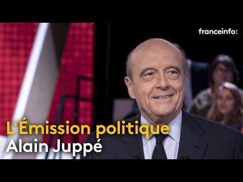 L'émission politique : Alain Juppé, l'intégrale