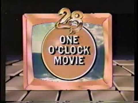 1986 WTTE One O'Clock Movie Intro