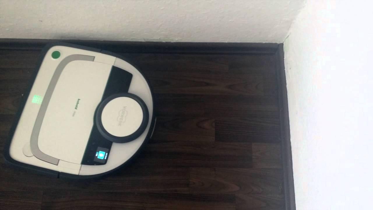 vorwerk vr200 saugroboter im test youtube. Black Bedroom Furniture Sets. Home Design Ideas