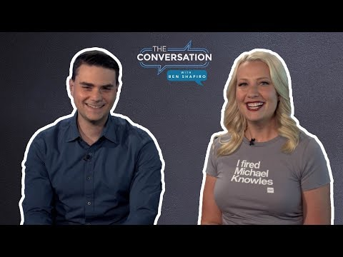 The Conversation Ep. 13: Ben Shapiro