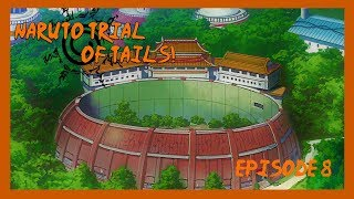 """Naruto : Trials of Tails! - Episode 8 """"Unforeseen intervention, Exams Part 3. """" (Minecraft SMP / RP)"""