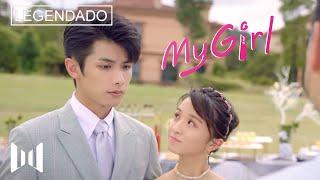 【Legendado PT-BR】Shen Yi E Meng Hui Mostram Como Ser Um Casal Poderoso 👩❤️👨 My Girl 07