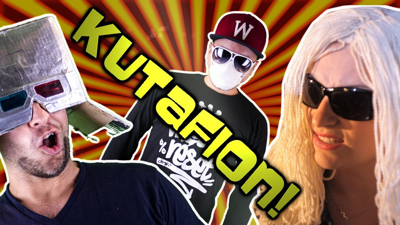 "Chwytak & Dj Wiktor ft. ZUZA – ""KUTAFION""(Alvaro Soler ft. Lewczuk-LIBRE/PARODY) OFFICIAL VIDEO"