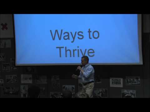Cooperative Education or Competitive Education: Mike Miller at TEDxTJHSST