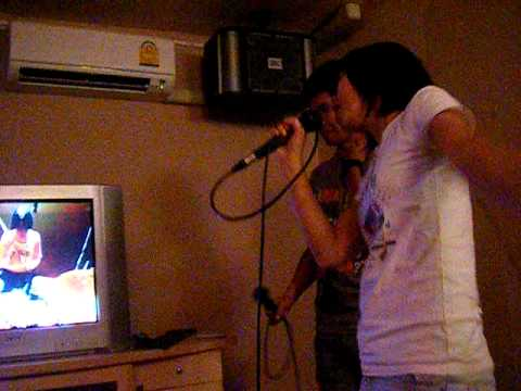 Karaoke Party with M6/6 friends