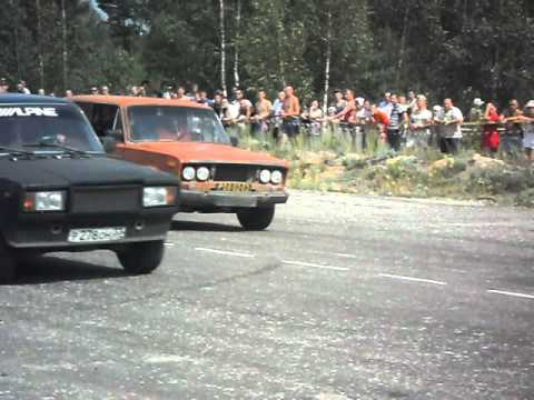 drag race semenovka