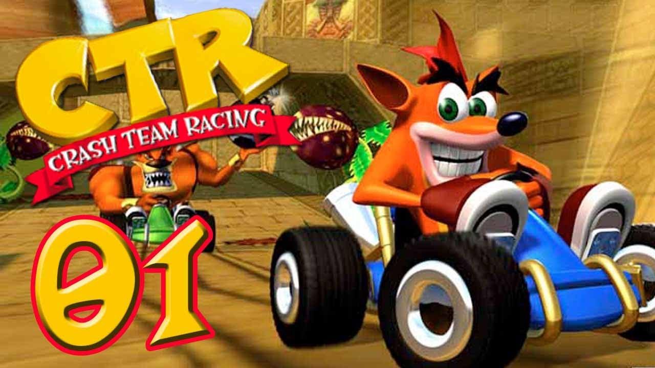 let s play crash team racing  ctr   german  hd  01 ein