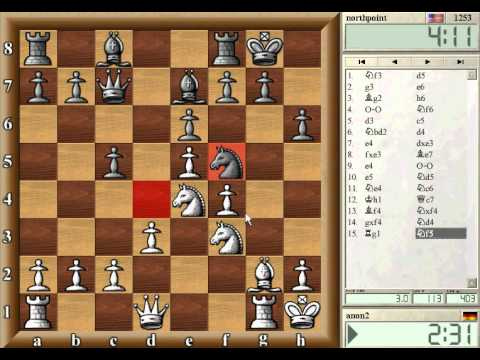 Learn Chess - Opening Play - Keep centre pawns (Level 2)