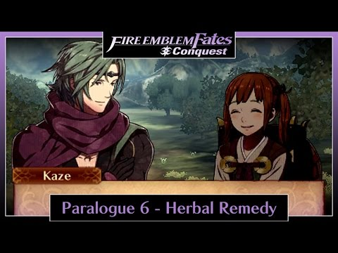 Fire Emblem Fates Conquest - Paralogue 6: Herbal Remedy