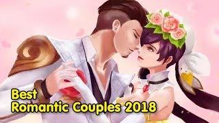 Mobile Legends ❤ Best Romantic Couples 2018 ❤