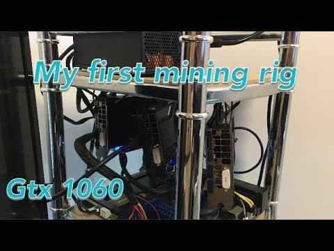 Building A Bitcoin Mining Rig