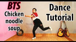 j-hope 'Chicken Noodle Soup | Dance Tutorial ( feat. Becky G ) BTS