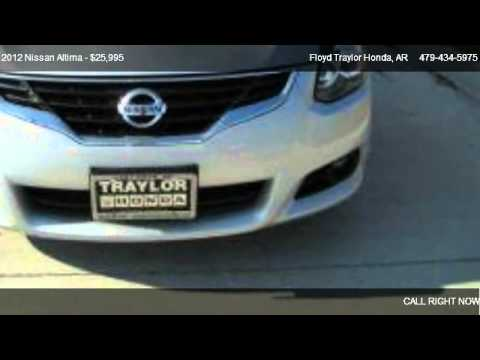 2012 Nissan Altima 3.5 SR - for sale in Fort Smith, AR 72908