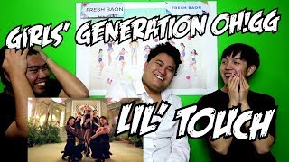 GIRLS' GENERATION OH!GG - LIL' TOUCH (FUNNY FANBOYS)