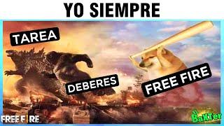 MEMES DE FREE FIRE #36 😂😂