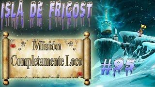 """Isla de Frigost - Misión """"Completamente loco"""" por Gremio Darksoul de Alma"""