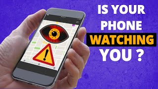 Is someone tracking you WITHOUT your knowledge? Look for these 5 signs: