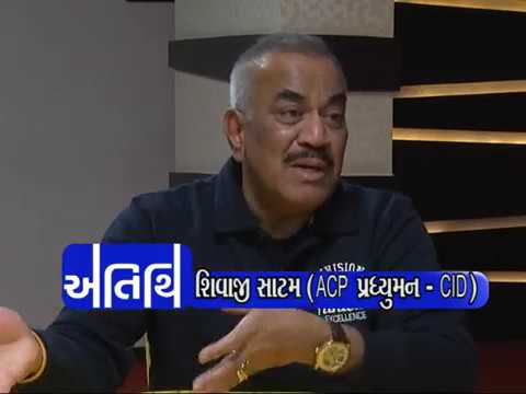 Bollywood & Marathi Movie Actor Shivaji Satam CID Fame Interview by Devang Bhatt