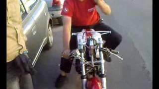 Yamaha RD350 Race