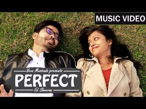 Ed Sheeran - Perfect | Music Video | Cover | Rejuvenated version | Vevo Musicado