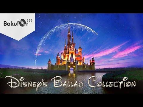 Disney's Ballad Collection
